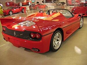 Ferrari F50 - Ferrari F50