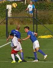 FC Liefering vs. Creighton University 24.JPG