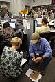 FEMA - 37945 - Human Services employees at the State Emergency Operations Center in Louisiana.jpg