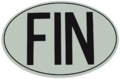 FIN international vehicle registration oval.png