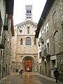 Façana de la catedral Seu d'Urgell.jpg