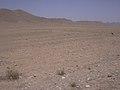 Fahrt durch die Wüste von Palmyra nach Damaskus (24834200458).jpg
