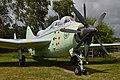 Fairey Gannet AS.4 'UA+113' (15561150937).jpg