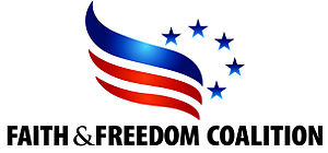 Faith and Freedom Coalition - Image: Faith and Freedom Coalition Logo