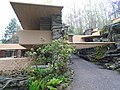Fallingwater from the driveway.jpg