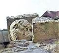 False Menteith gargoyle, Dumbarton Castle, Dunbartonshre - detail.jpg