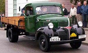 Fargo Trucks - Fargo FK2-33 Truck 1946