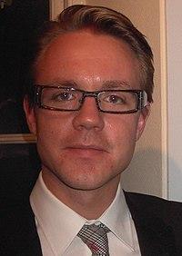 Fredrick Federley i oktober 2007