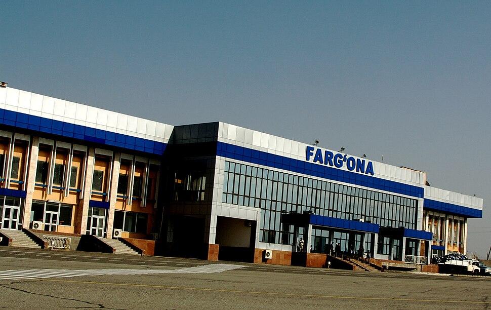 FerganaAirport