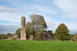 Ferns, County Wexford - St. Mary's Augustinian Abbey