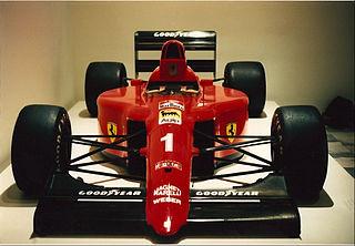 Ferrari 641 racing automobile