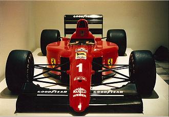 Ferrari 641 - Image: Ferrari 641 MOMA 2