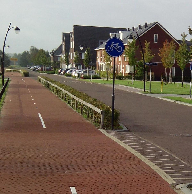 Bicycle Path Simple English Wikipedia The Free Encyclopedia
