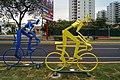 Figura de ciclistas en hierro II.jpg