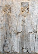 "Figures on the Apadana Staircase (Best Viewed Size ""Large"") (4688678112).jpg"