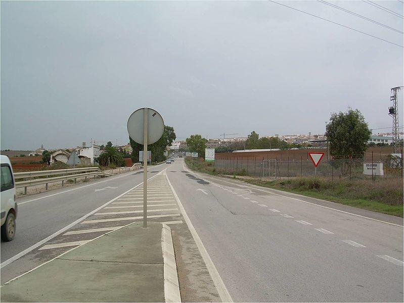 File:Final del tramo proyectado. - panoramio (2).jpg