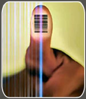 Login - Finger print login, a recent banking security application.