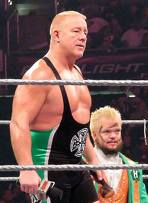 Hornswoggle - Finlay and Hornswoggle