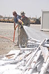 Fire safety training keeps deployed troops prepared 130728-A-CE832-001.jpg