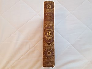 The Snow-Image, and Other Twice-Told Tales - First Edition printed in 1851
