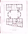 First Merchant's Exchange, New York (plan of main floor) MET 49II 075R1.jpg
