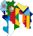 Flag map of provinces of Piura.png