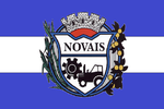 Flag of Novais - SP.png