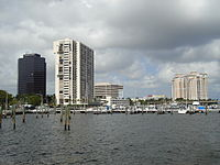 Flagler Drive in West Palm Beach, FL