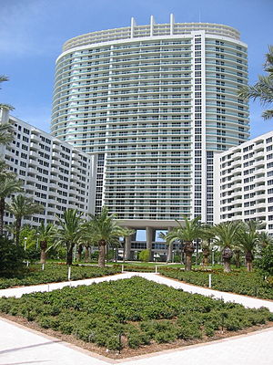 Flamingo/Lummus - Image: Flamingo South Beach apartments