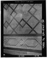 Floor detail of conference room - Savannah City Hall, Bay and Bull Streets, Savannah, Chatham County, GA HABS GA,26-SAV,61-39.tif