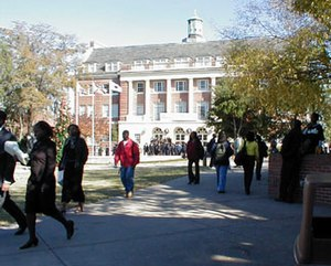 Florida A&M University - FAMU campus, Lee Hall