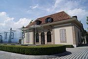Fondation Martin Bodmer, Cologny, Geneva, Switzerland - 20140614-03.JPG
