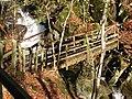 Footbridge Rydal Beck - geograph.org.uk - 1537524.jpg
