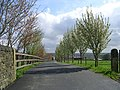 Footpath - Coley Road - geograph.org.uk - 783770.jpg