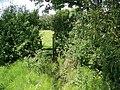 Footpath near Minety - geograph.org.uk - 1450774.jpg