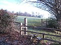 Footpath off Churchsettle Lane - geograph.org.uk - 333786.jpg