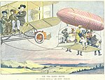 """For the sunny South. An airship with a """"Jim Crow"""" trailer LCCN2002720354 (cropped).jpg"""