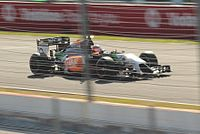 Force India VJM07 in Jerez (cropped).jpg