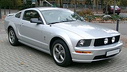 Ford Mustang front 20071025.jpg