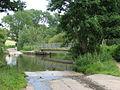 Ford and Footbridge, River Glaven - geograph.org.uk - 504993.jpg