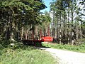 Forest trailer, Harwood Dale Forest - geograph.org.uk - 220107.jpg