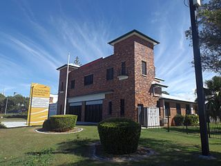 Redcliffe Fire Station heritage-listed fire station at 395 Oxley Avenue, Redcliffe, Moreton Bay Region, Queensland, Australia
