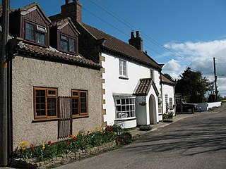Thornton-le-Street Village and civil parish in North Yorkshire, England