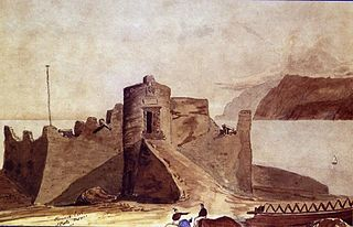 Fort São João Baptista of Porto Moniz