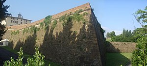 Belvedere (fort) - Fortification