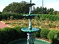 Fountain in Clemens Rose Gardens - panoramio.jpg