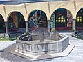 Fountain in the municipal Palace of Teolocholco, Tlaxcala.jpg