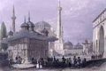 Fountain of Ahmed III - William Henry Bartlett.png