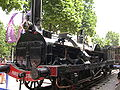 France Paris Champs Elysees Locomotive Crampton 80 01.JPG
