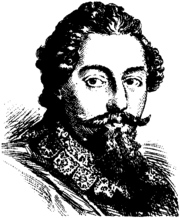 Sketch of Francis Beaumont